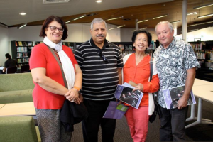 Community Connectors field trip: Lalor Library
